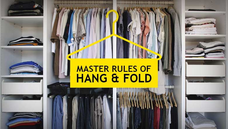 Master rules of hang and fold