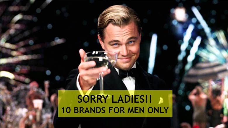 Men only Brands