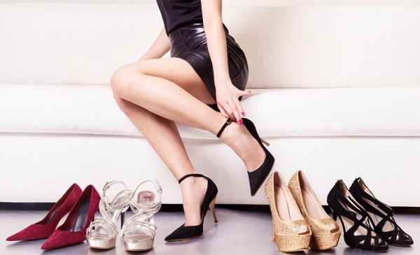 Tips & Tricks to wearing high heels