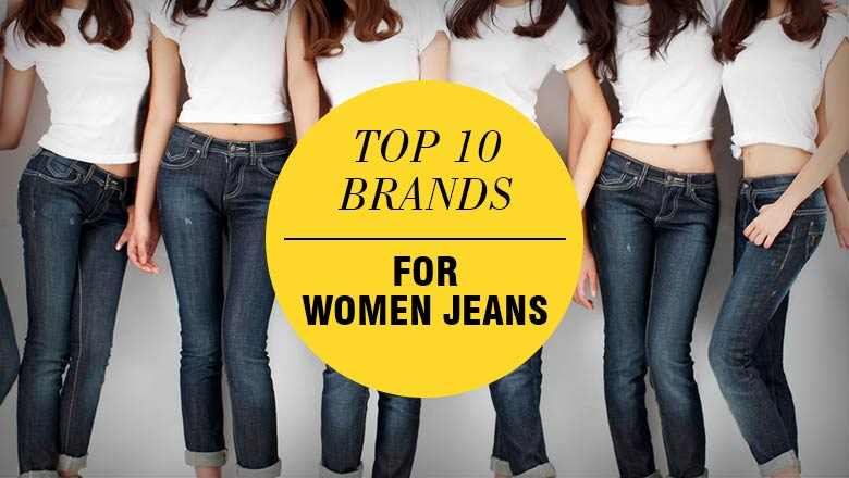 Top Jeans Brands for Girls