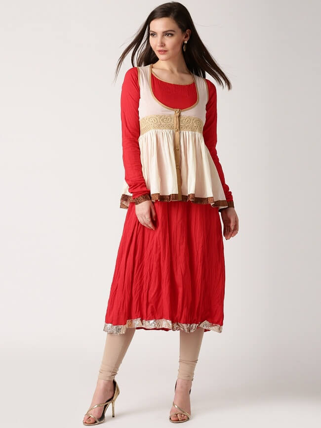 branded kurti collection in india