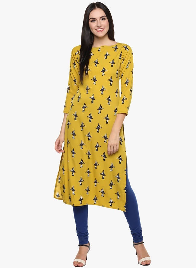 best brand for kurti