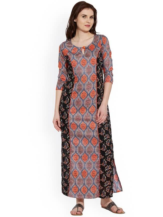 famous brands for kurti