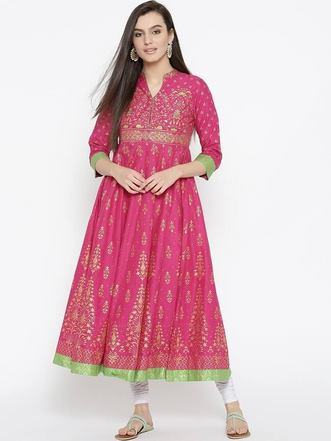 branded kurtis with heavy discount at reasonable price