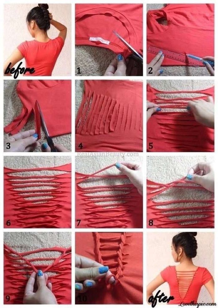 Re-style your Top