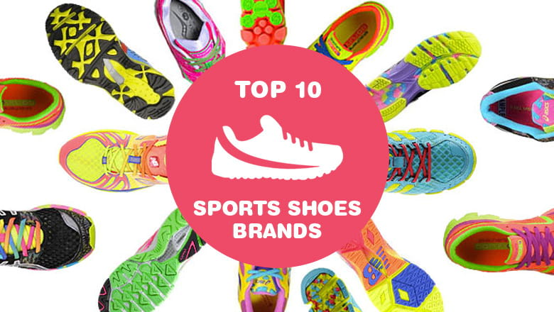 fd032ef00 This time we've jotted the 10 best sports shoe brand for all who love to  stay in fettle and style. Let your sportswear be in place and shop from  these ...