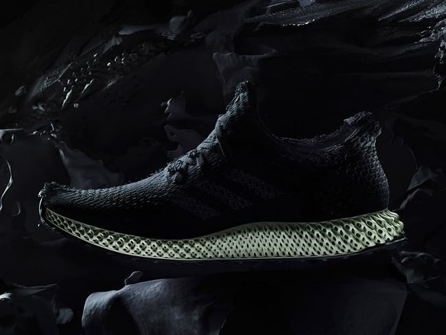 adidas futurecraft 4d superfly 3d printed sneakers