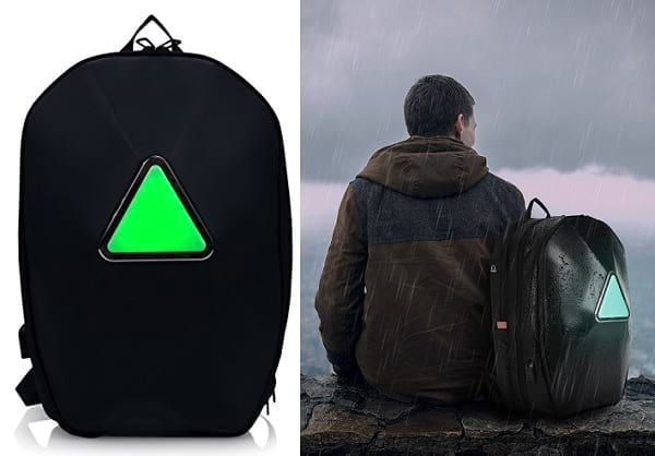 LED Light Backpack to Protect You Through All Adventures