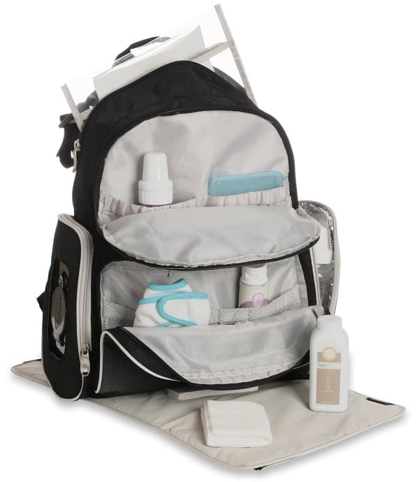 Backpack Diaper Bag (Perfect for Grab & Go Convenience)
