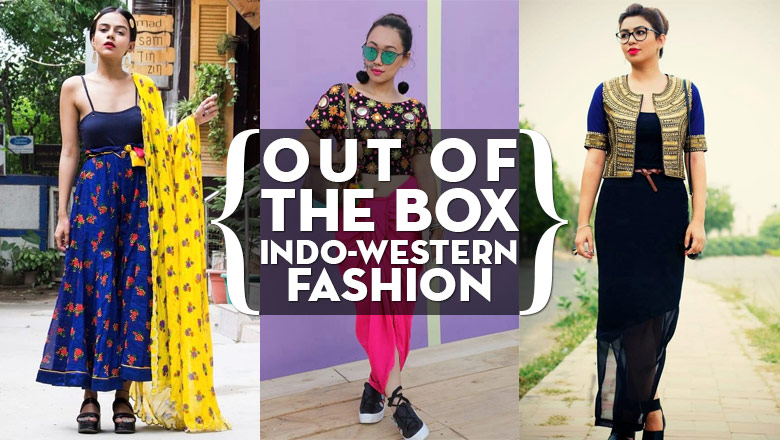 d6e811d5d05f 36 Out of the Box Indo-Western Fashion Inspired By Top Bloggers ...
