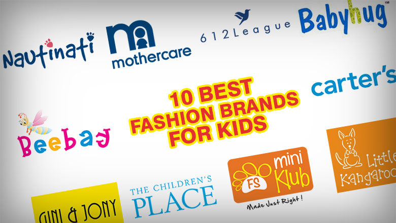 best fashion brands for kids