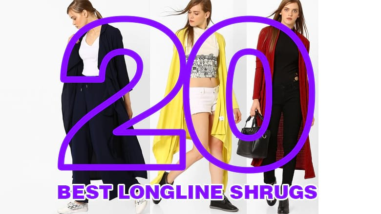 e416650d33 20 Best Longline Shrugs to Buy online Right Now - LooksGud.in