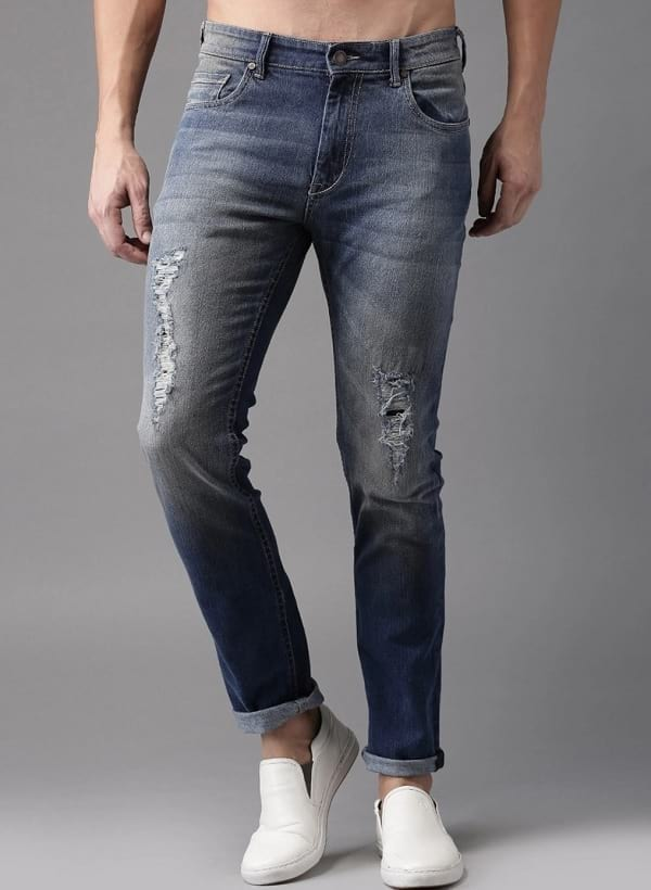 moda rapido blue washed jeans