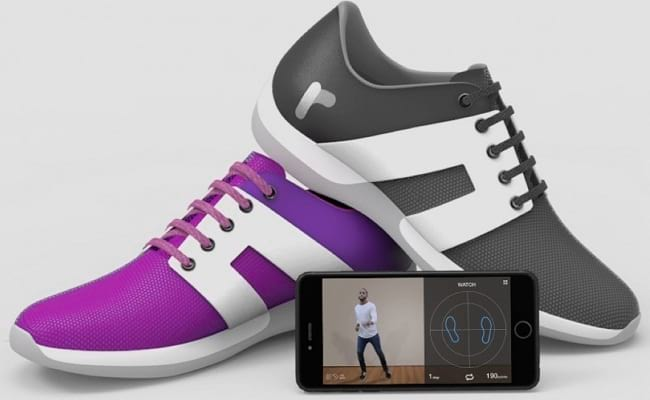 unbelievable rhythm smart dancing shoes that will improve your moves