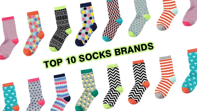 top socks brands