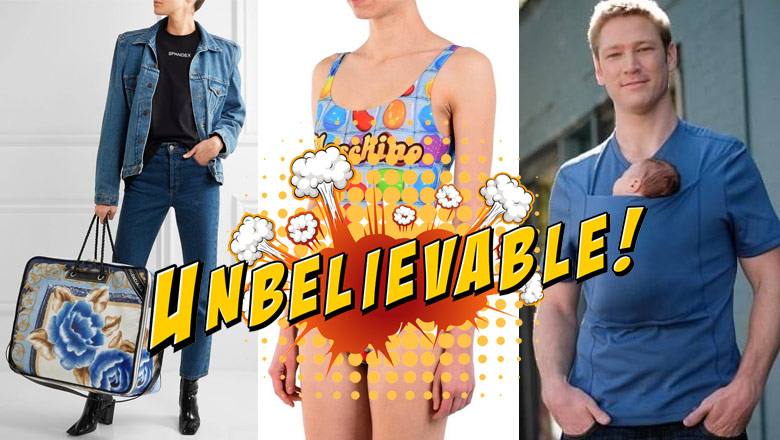 unbelievable cool fashion products of 2017