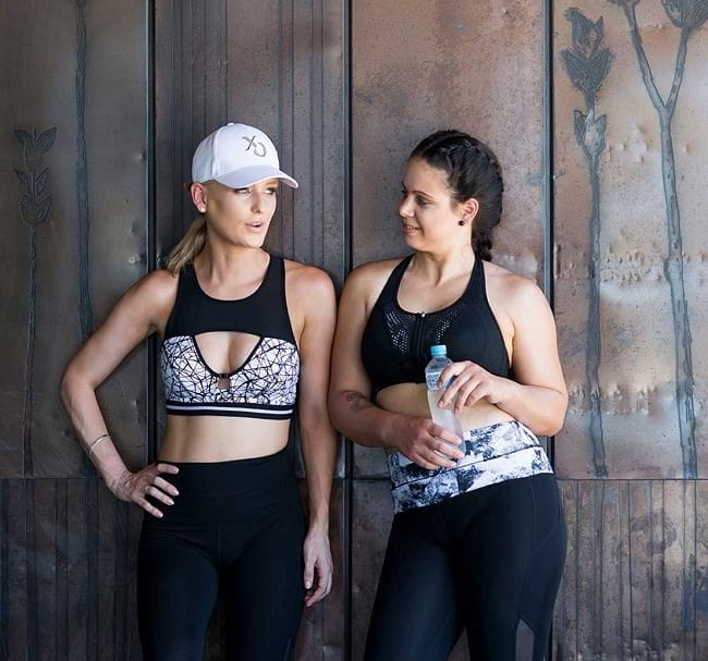 revolutionary sportswear for mother of a newly born born and love active wear