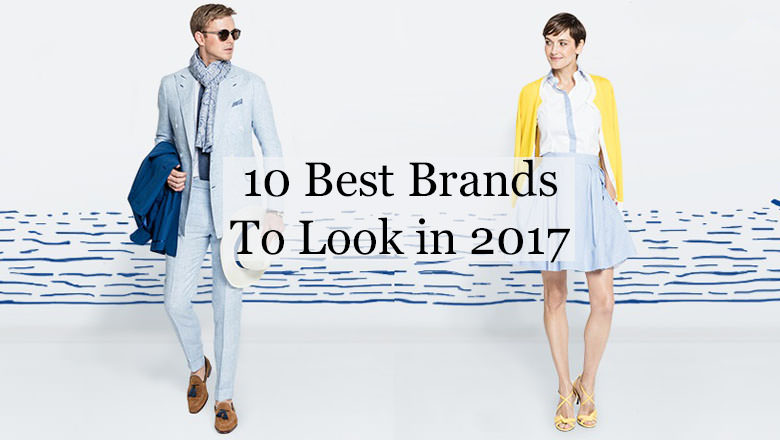 10 best Fashion Brands of 2017 india
