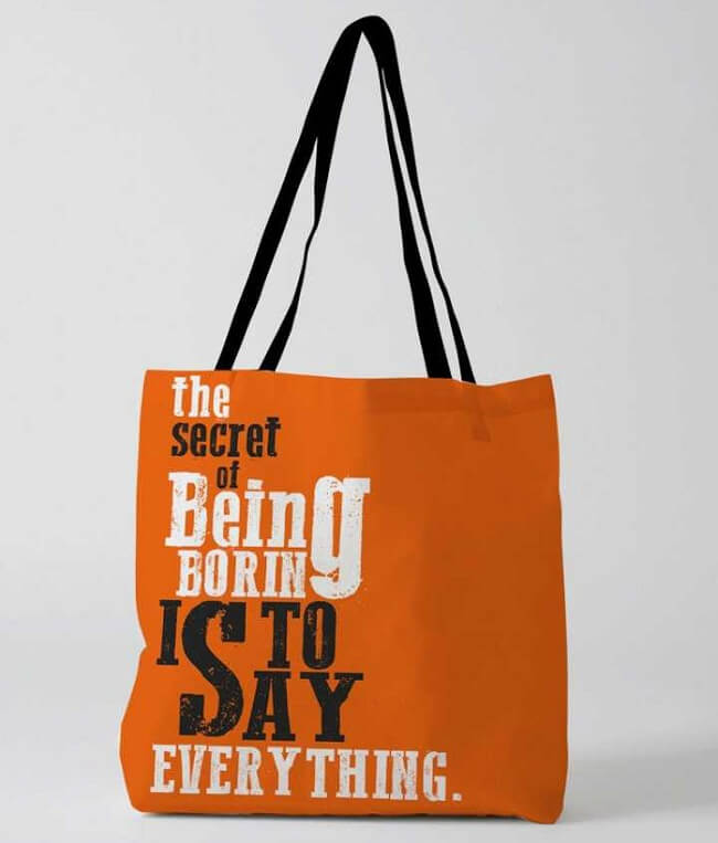 leather tote bags online india