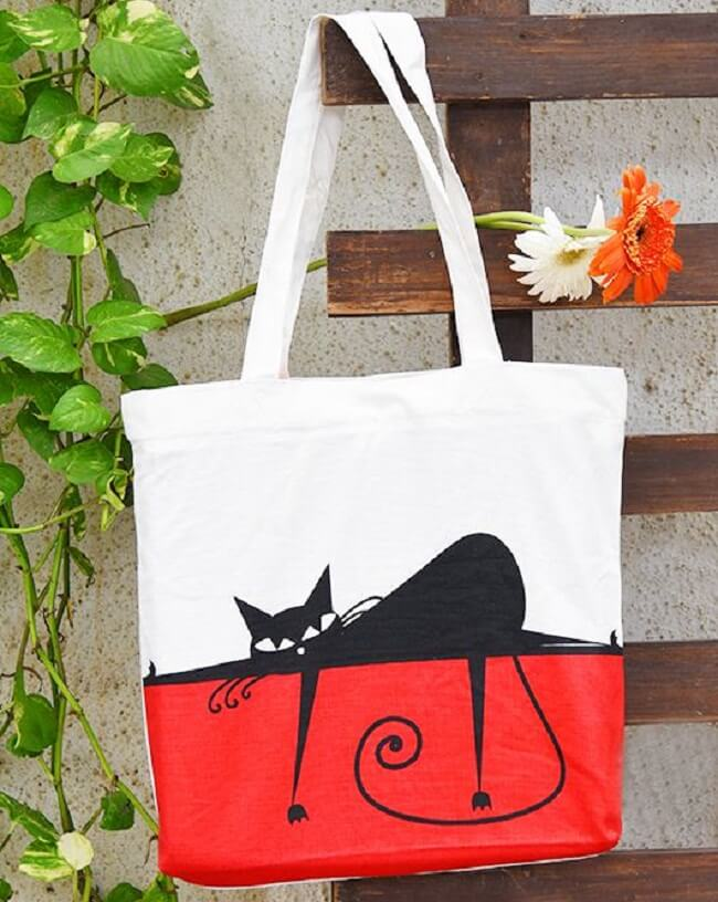 oversized tote bags online india