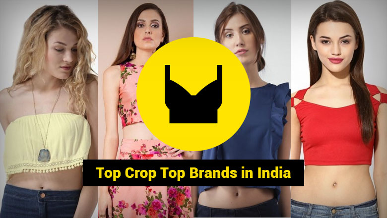 best crop tops brands in india to buy online