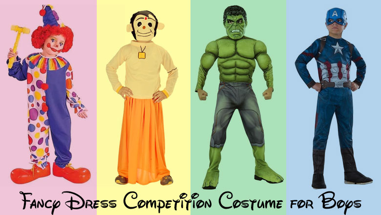 best fancy dress themes, fancy dress ideas list