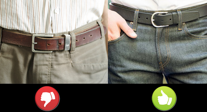 perfect fit belt