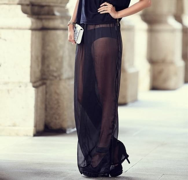 palazzo types, tips on how to wear palazzo