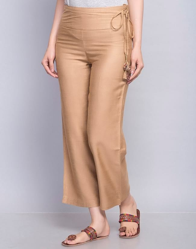 what are the type of palazzo pants?