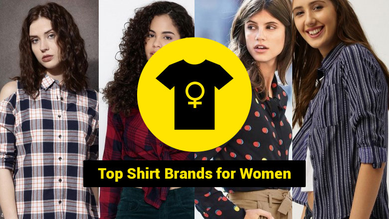 10 Best Shirts Brands for Women To Play Button up Game in style