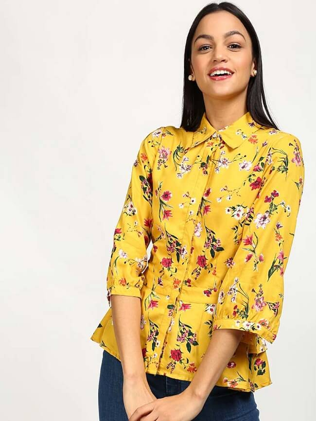 womens Printed shirts sale