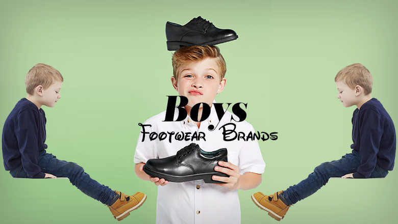 10 Best Footwear Brands For Boy to Buy online in India