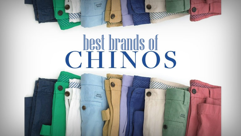 10 Best Chinos Brands for Men to Buy Online in India