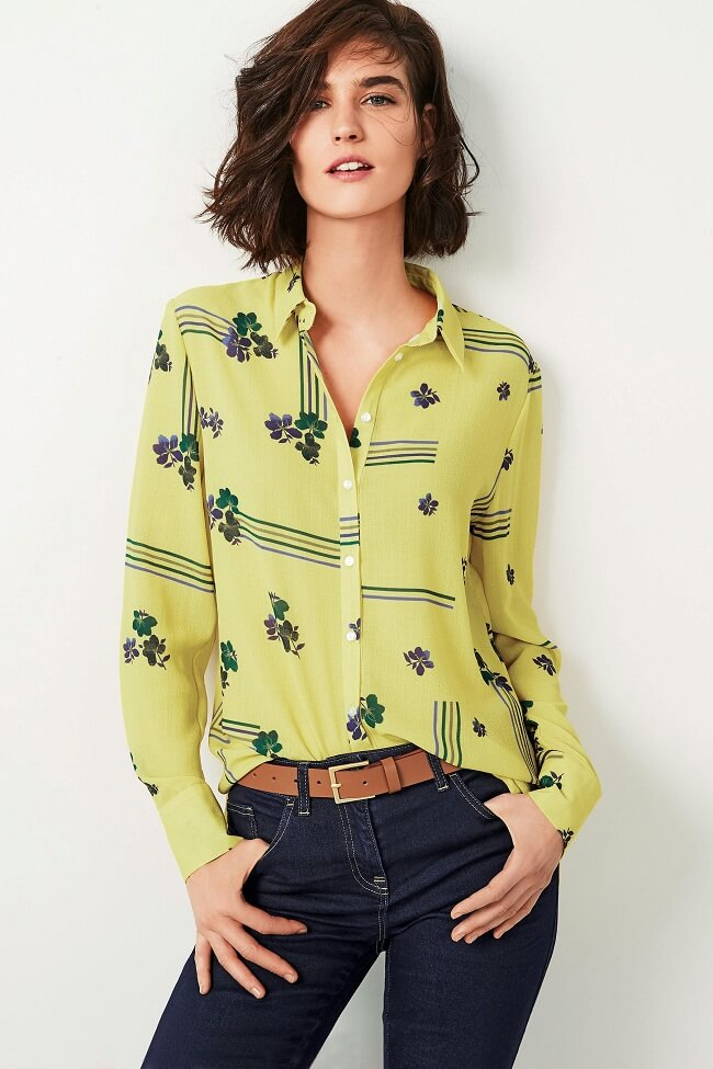 stylish shirts for womens