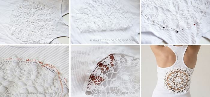things to do with lace, what to do with lace fabric