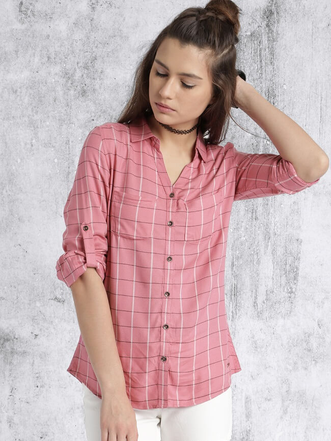 latest design shirt for women