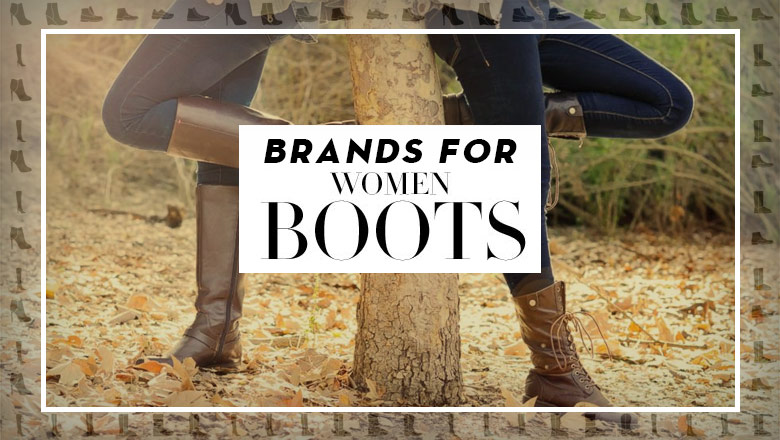 women boots best brands for online purchase in india