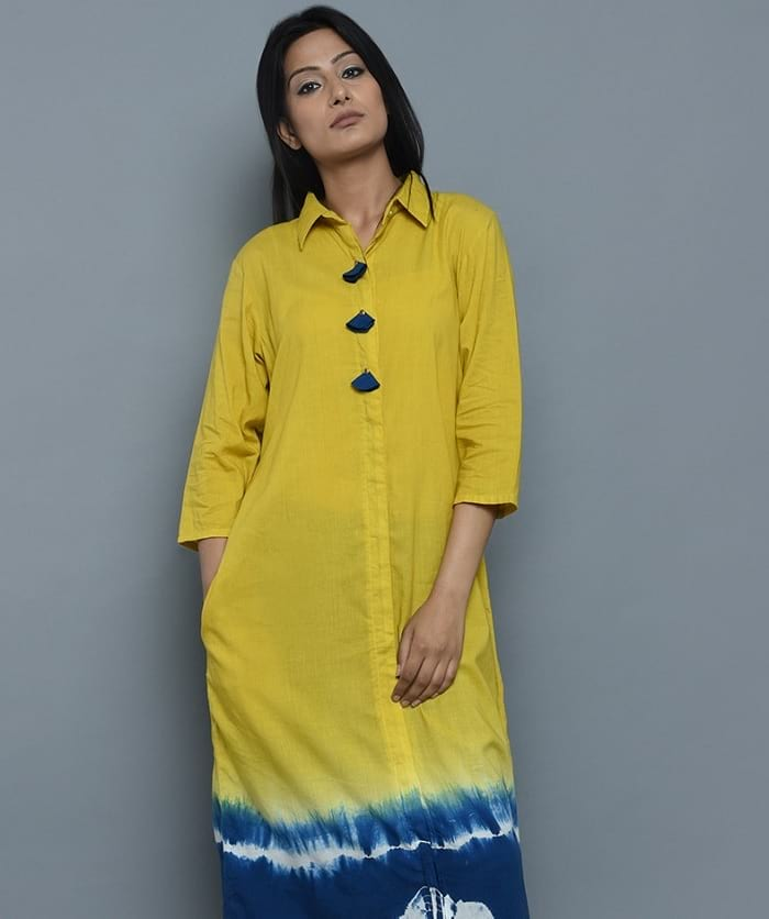 3ec7255b 50 Long Kurti Designs for You to be the TRENDSETTER! - LooksGud.in
