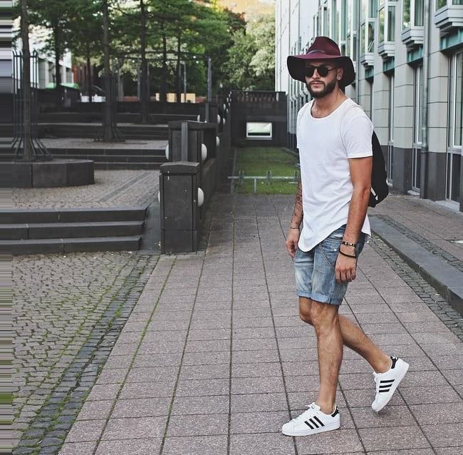 style your white t-shirt, casual party outfits for guys