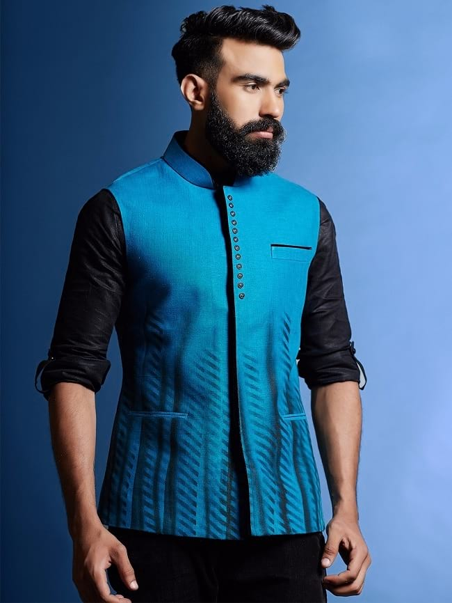 ethnic jackets for mens