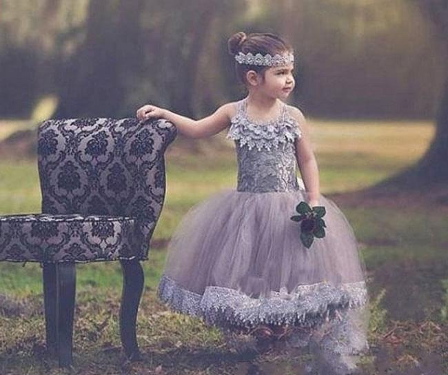 party wear little girls dresses & frocks