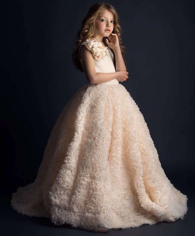 best styles for girls party wear frocks and dresses
