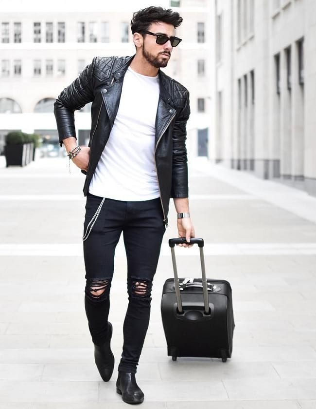 best ideas to wear white t-shirt, men's casual fashion latest trends