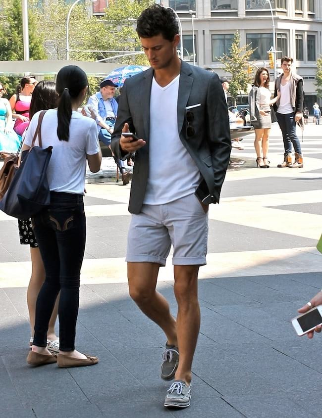 white tees outfit ideas & tips for men, smart casual wear for men