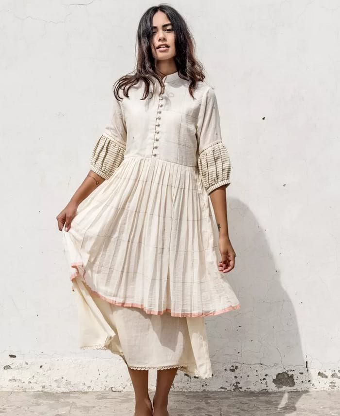 29a579f9756 41 Cotton Kurti Designs are Really Cool for Stitching Inspiration ...