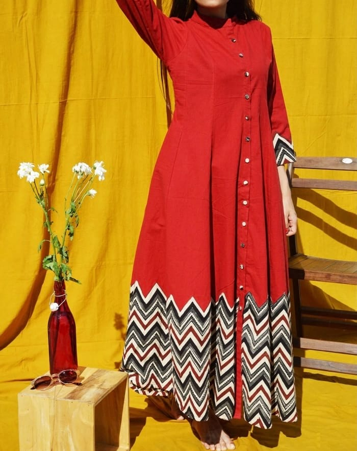 kurti designer for mom and baby online