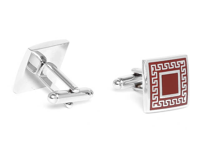 cufflinks and tie set