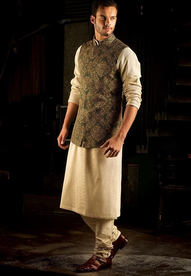 31 Best Nehru Jacket Colour Combination & Styles Men ...