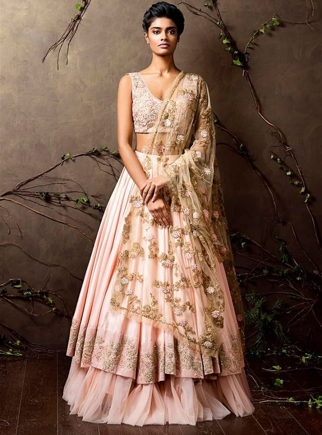 Best Designer Wedding Lehenga With Price