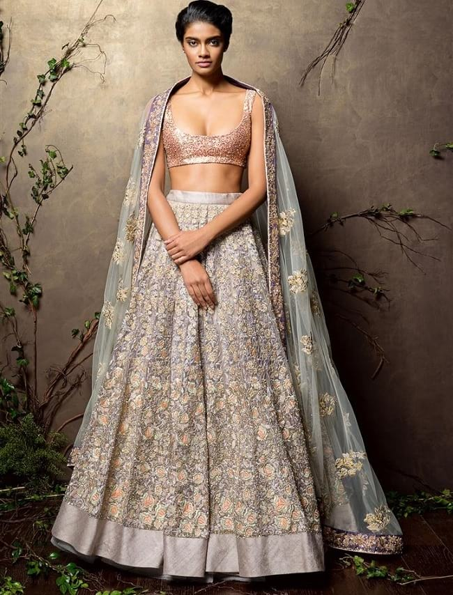 d681b08d9286 100 Latest Designer Wedding Lehenga Designs for Indian Bride ...